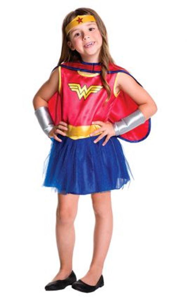 Wonder Woman Toddler Girls Costume