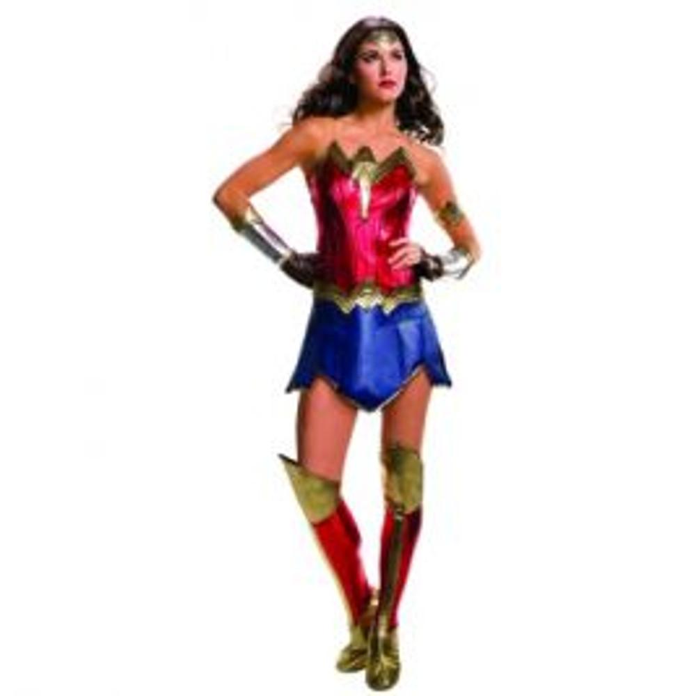 Wonder Woman Secret Wishes Adult Costume