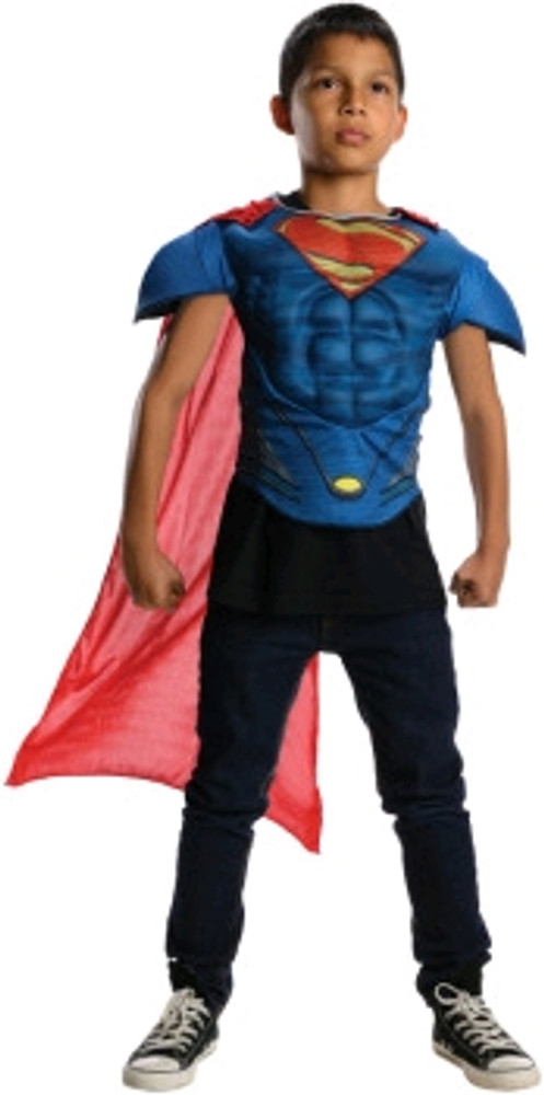 Superman Muscle Chest Top Kids