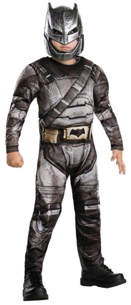 Batman Dawn of Justice Armour Tween Costume