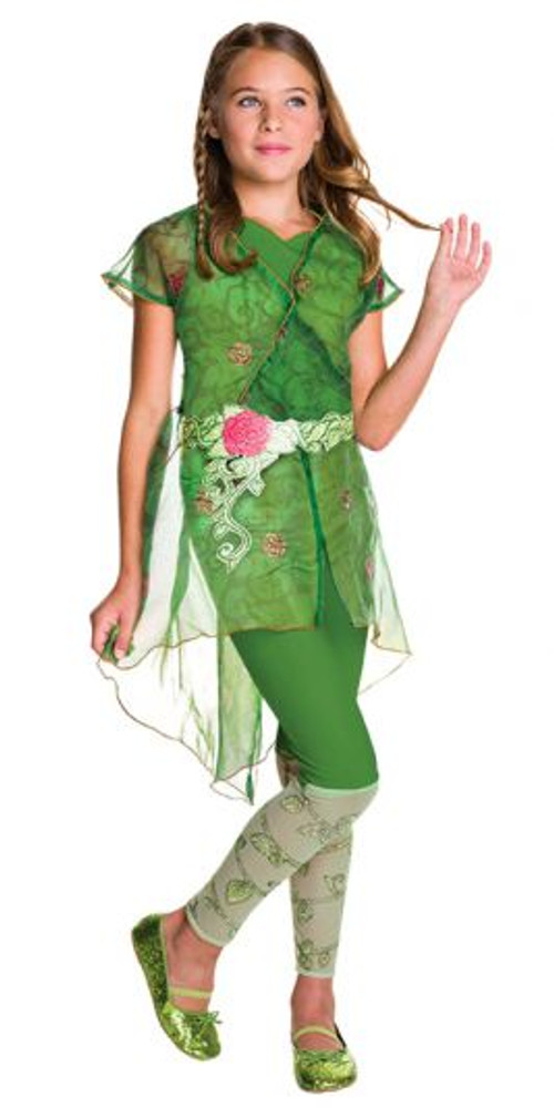 Poison Ivy Girls Costume