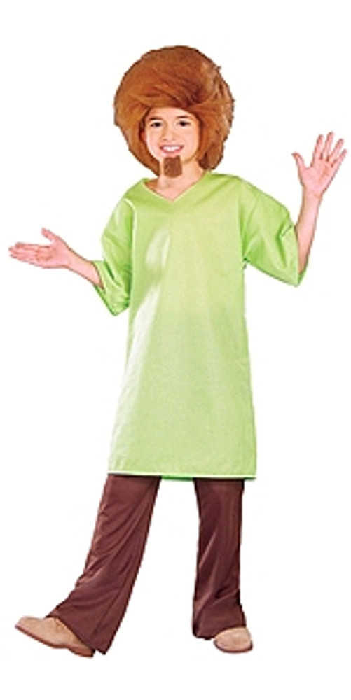 Scooby-Doo Shaggy Kids Costume