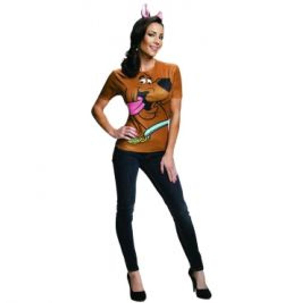 Scooby Doo Womens Shirt