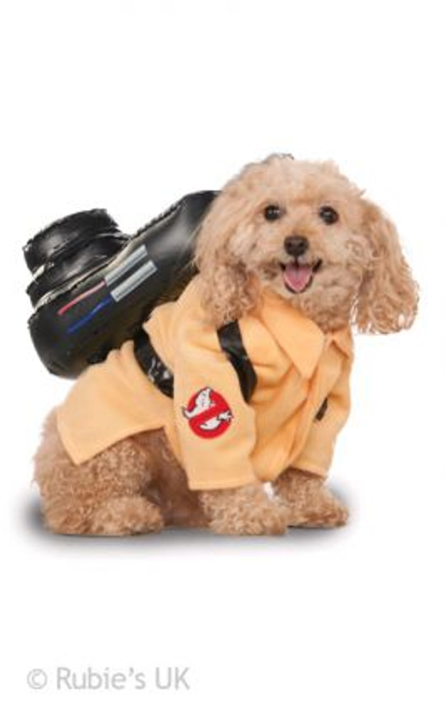 Ghostbuster Pet Costume