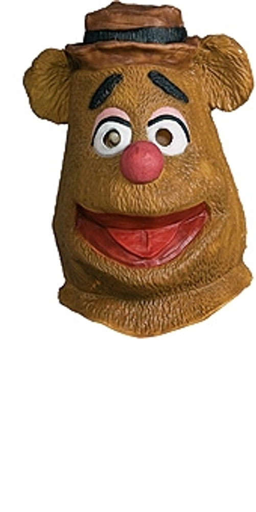 Muppets - Fozzie Bear Adult Mask