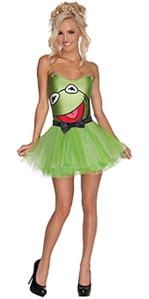 Muppets - Kermit TuTu Adult Costume