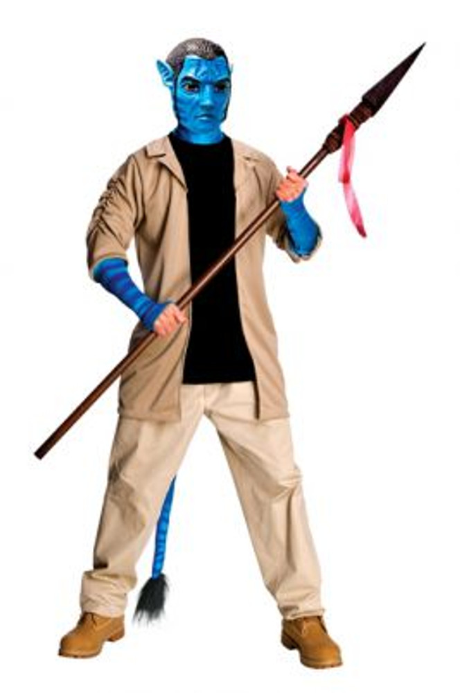Avatar Jake Sully Mens Costume