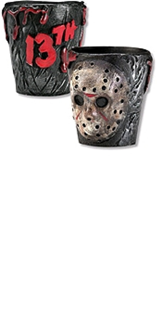 Friday 13th Jason Shot Glasses