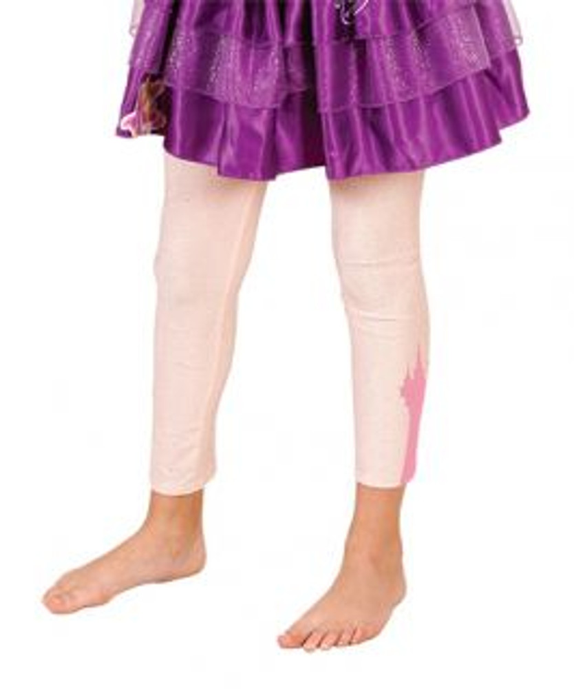 Rapunzel Girls Footless Tights