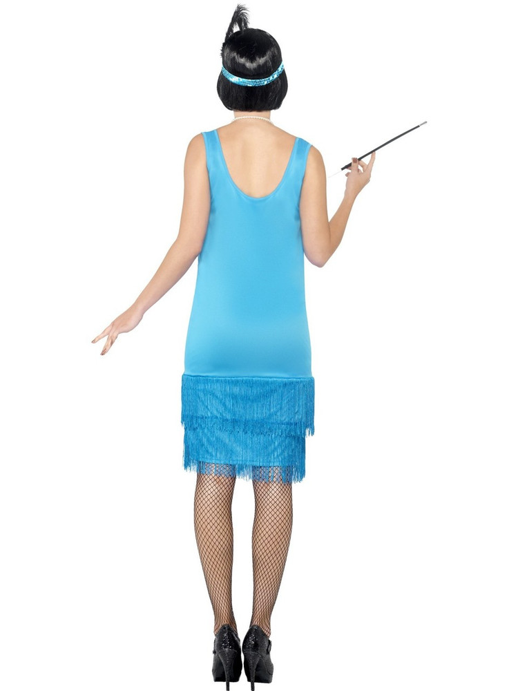 Flapper Flirty Womens Costume