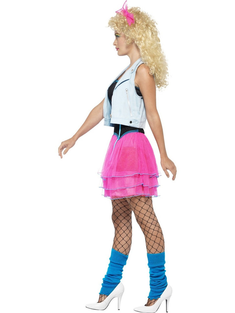 1980s Wild Girl Women's Costume