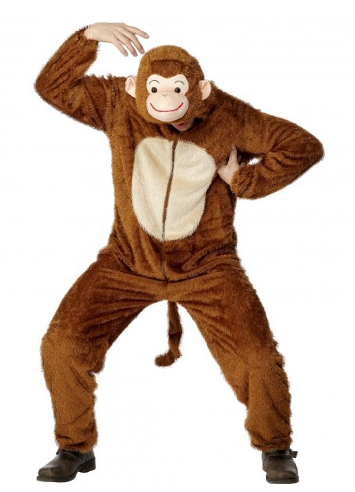 Monkey Animal Adult Costume