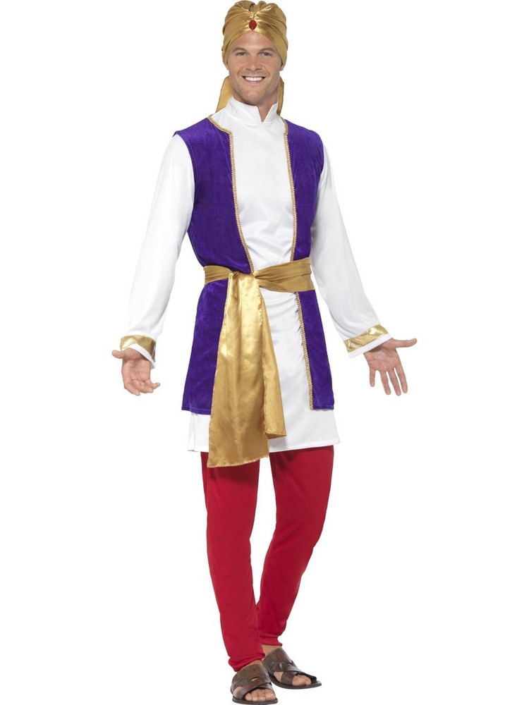 Arabian Prince Mens Costume