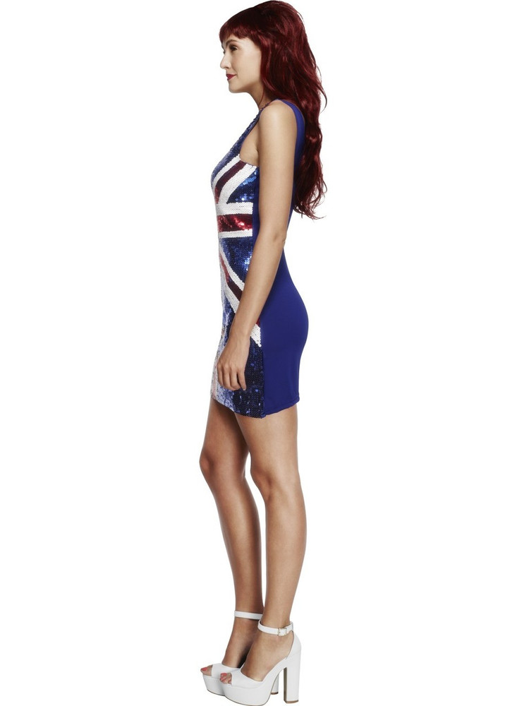 Rule Britannia Women's Costume