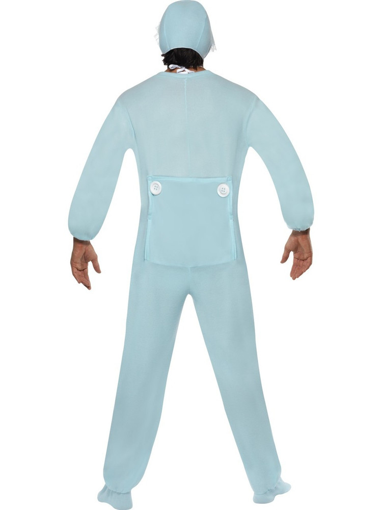 Baby Boy Romper Costume