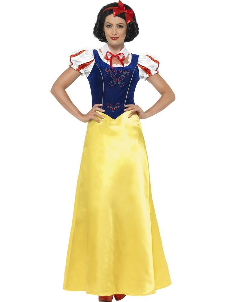 Snow White Princess Womens Costume