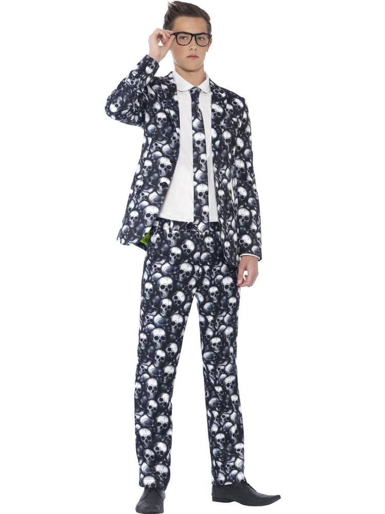Skeleton Teen Suit