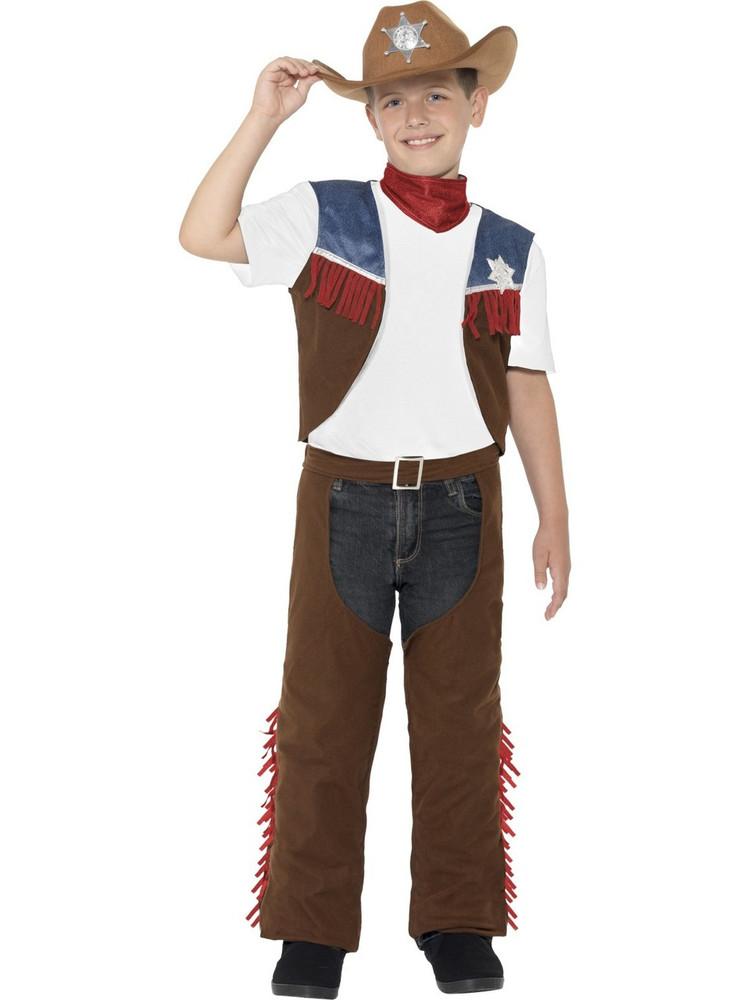 Cowboy Texan Kids Costume