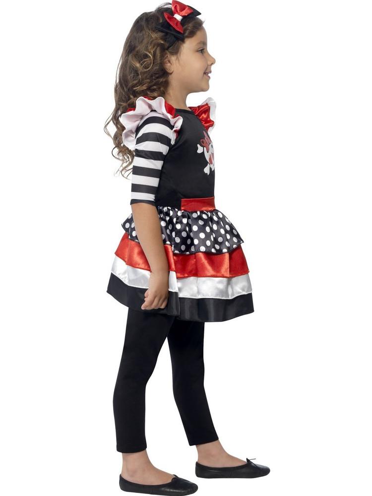 Skully Girl Costume