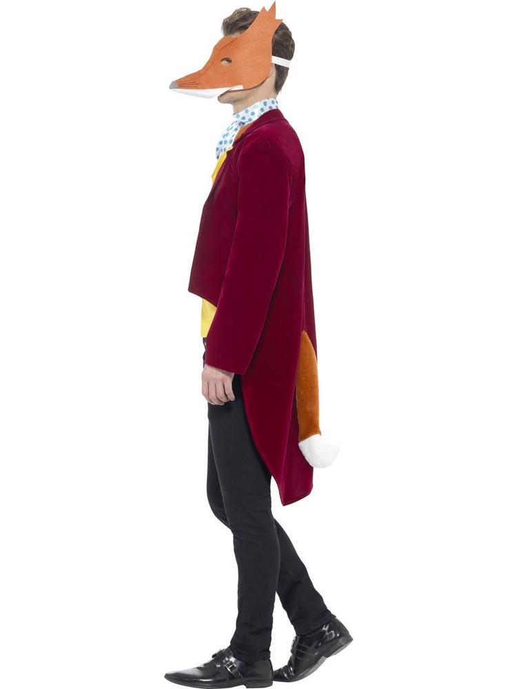 Roald Dahl Fantastic Mr Fox Adult Costume