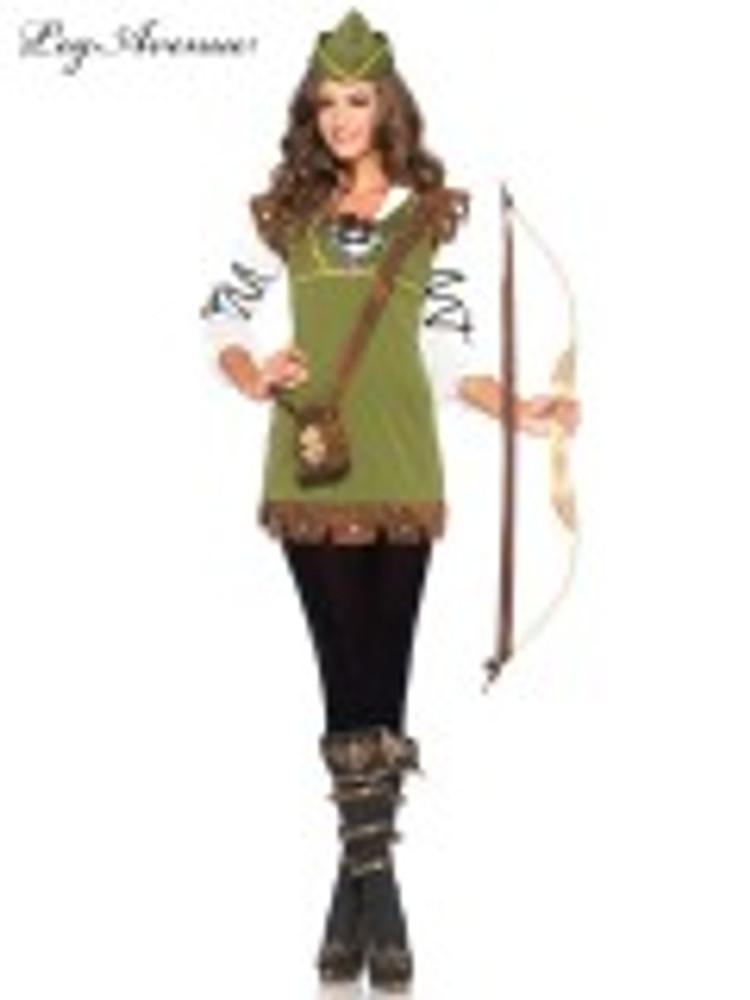 Robin Hood Womens Costume