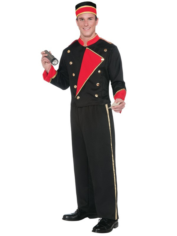 Hollywood Movie Usher Adult Costume