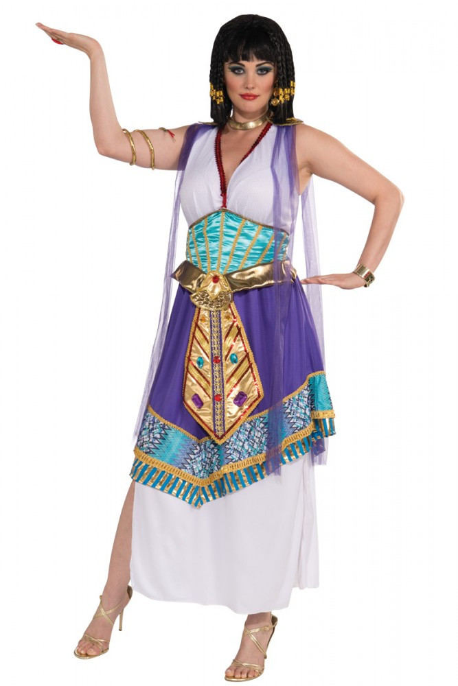 World Book Day-Ancient Egypt-Rome-Greece-CLEOPATRA COSTUME Larger Child Sizes