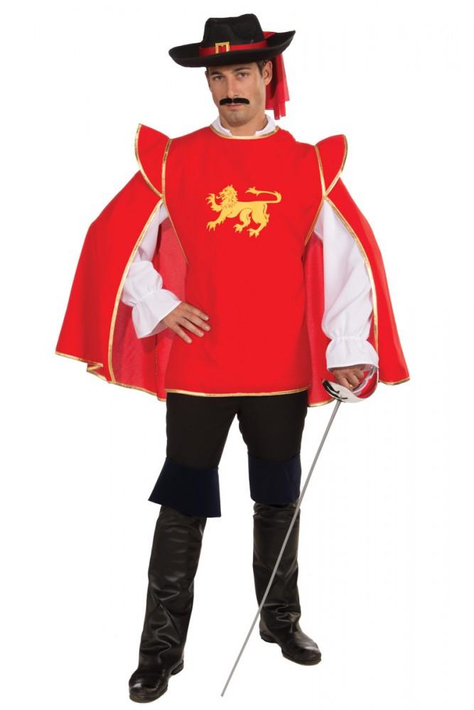 Musketeer Tabard Costume