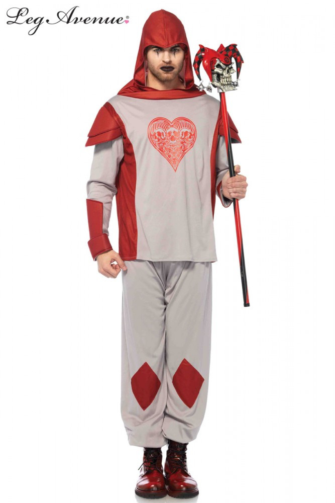 Card Guard Adult Costume
