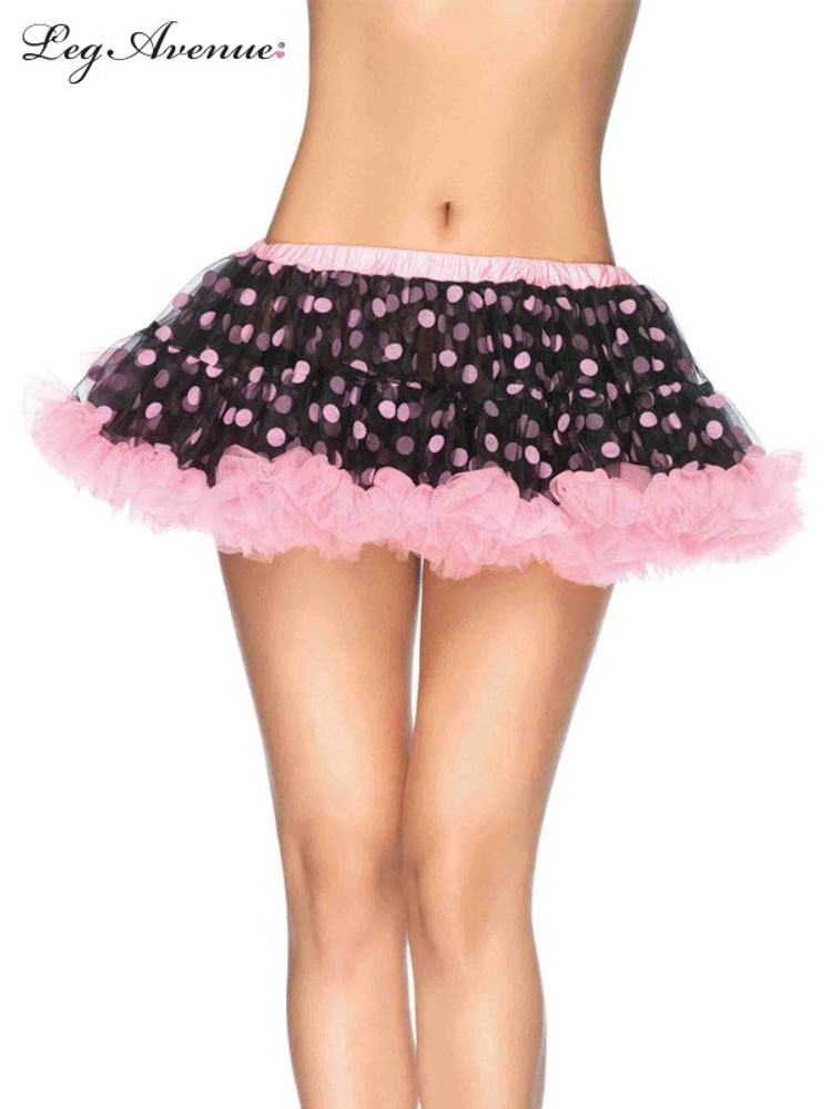 Petticoat Mini Chiffon