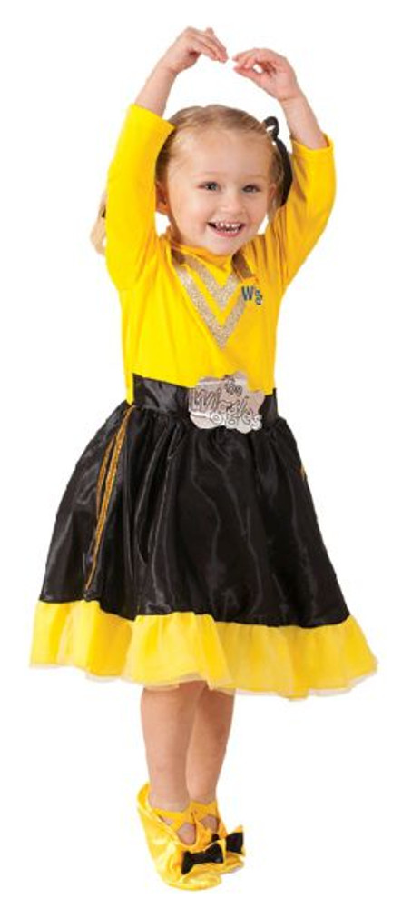 Wiggles Emma Girls Costume