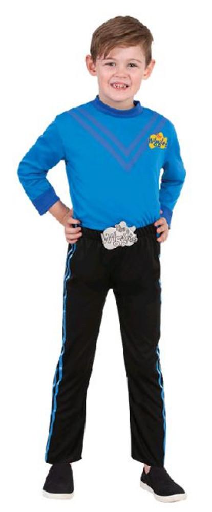Wiggles Anthony Blue Kids Costume