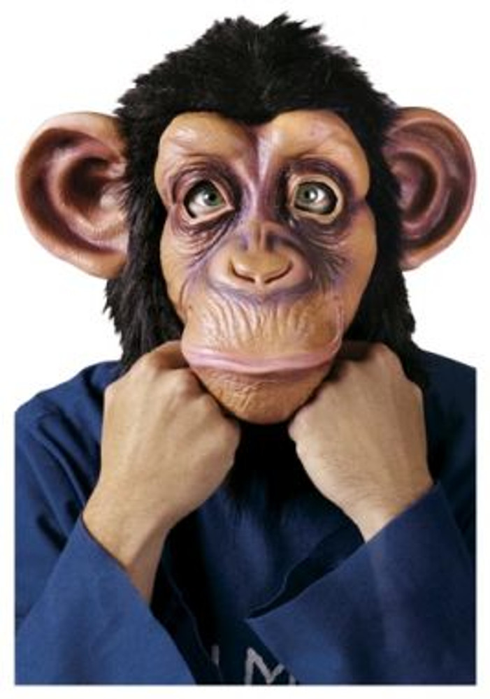 Chimp Animal Mask