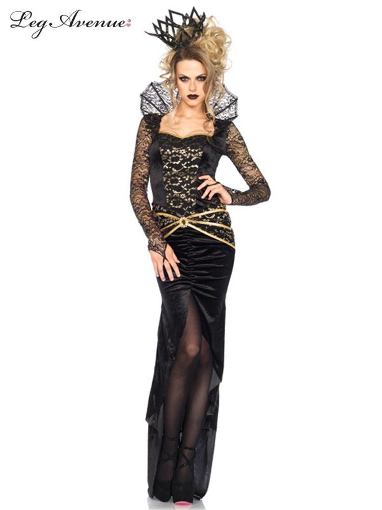 Evil Queen Deluxe Womens Costume