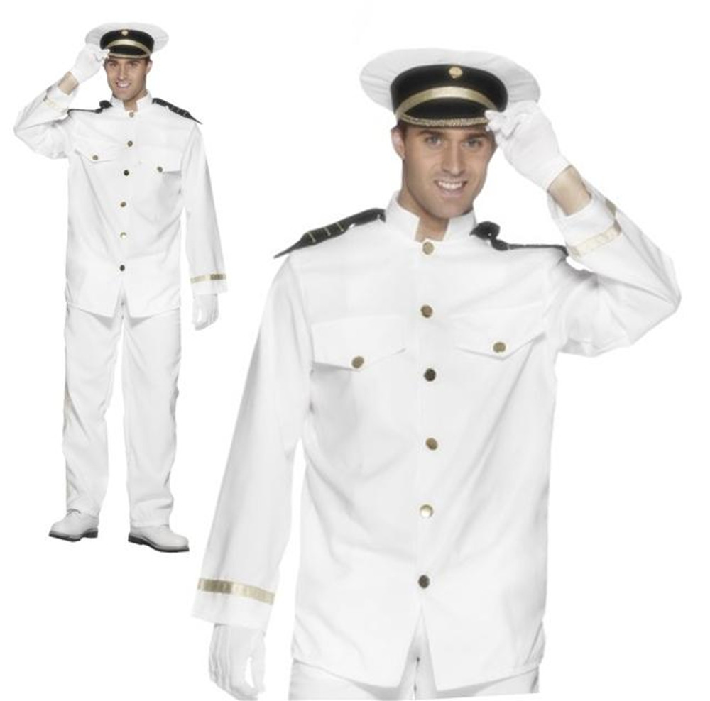 Captain Mens Costumes