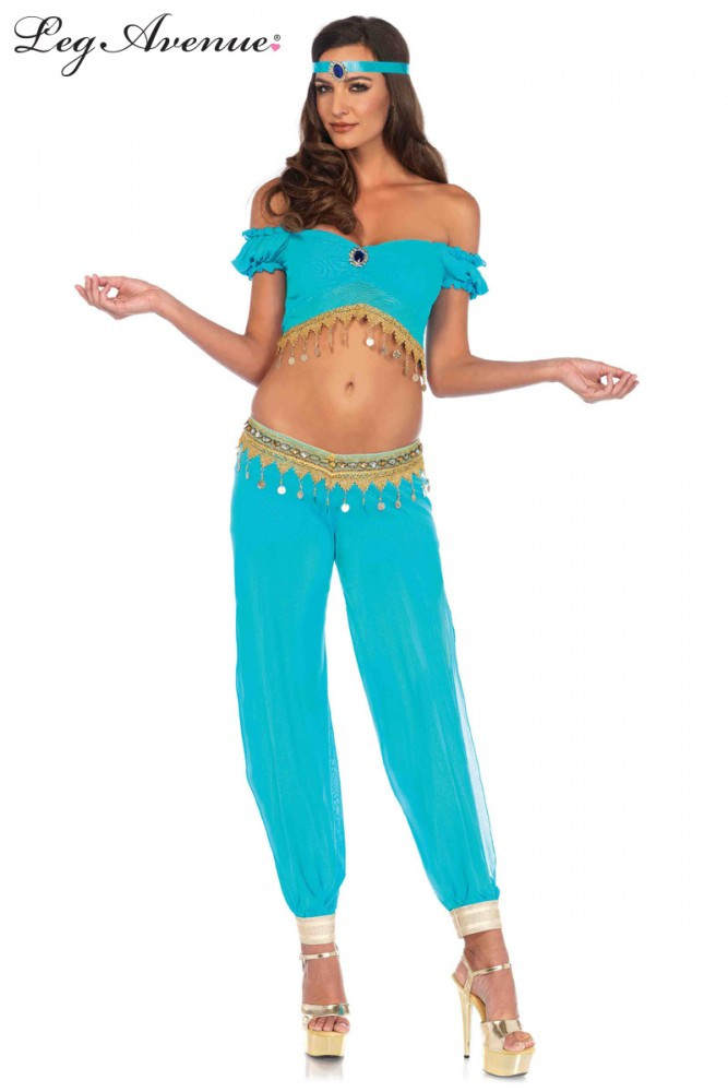 Arabian Desert Beauty Womens Costume