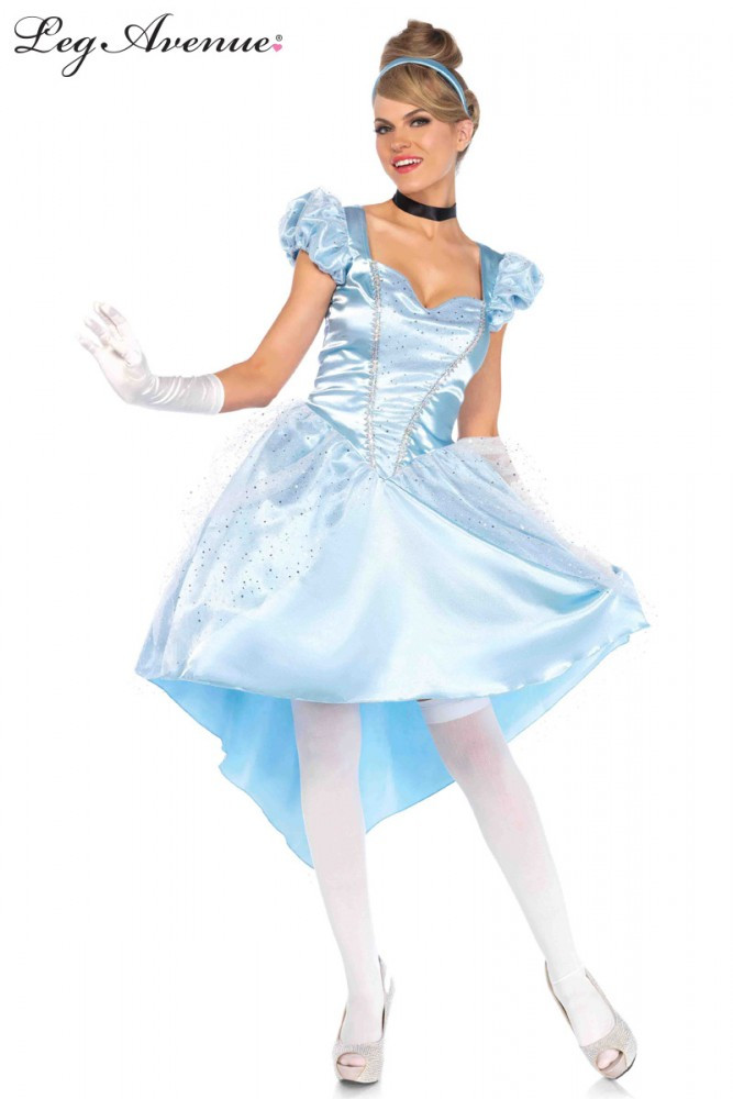Cinderella Enchanting Womens Costume