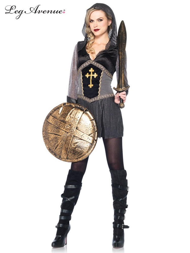 Medieval Joan of Arc Costume