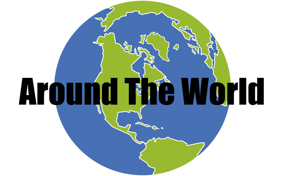Party Inspiration: Around the World