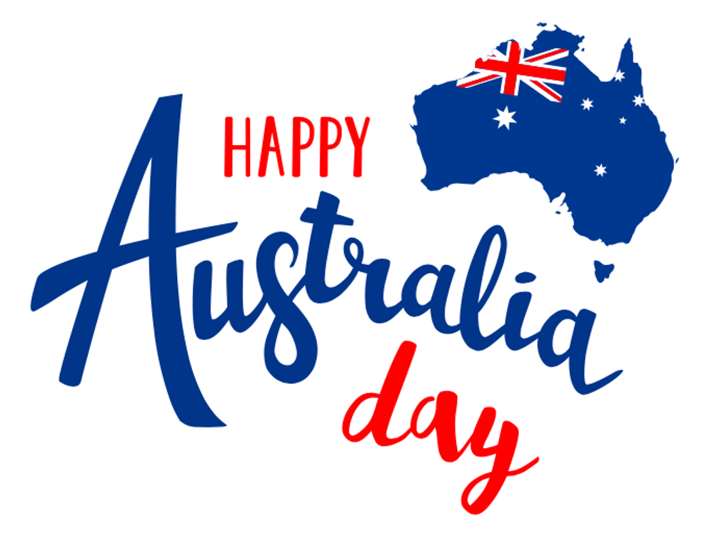 Australia Day! 26th January!