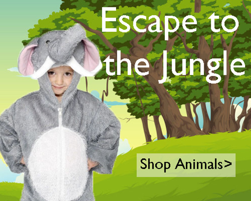 Bookweek...Escape to the Jungle!