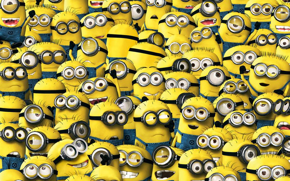 Despicable Me 3...In cinemas SOON!