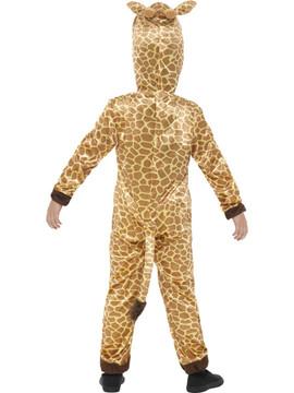 Giraffe Child Animal Costume