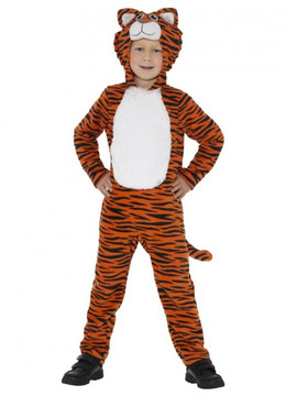 Tiger Child Animal Costume