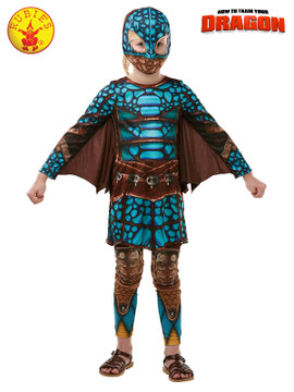 How to Train Your Dragon - Astrid Battlesuit Girls Costume