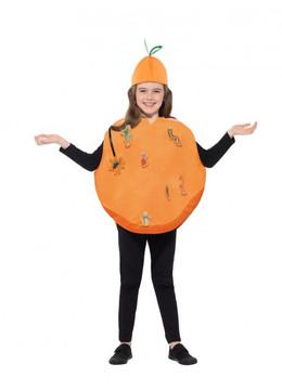 Roald Dahl James & The Giant Peach Kids Costume