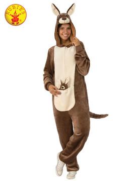 Kangaroo Furry Onesie Costume
