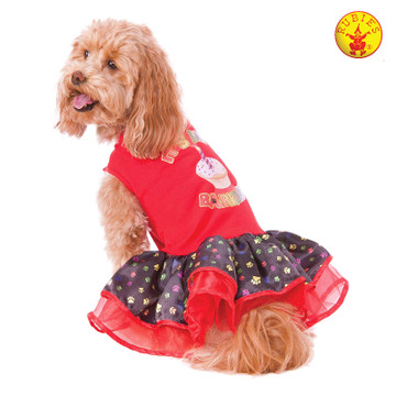 Barkday Tutu Dress Dog Costume
