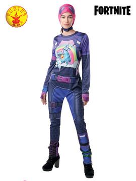 Fortnite - Brite Bomber Classic Girls Tween Costume