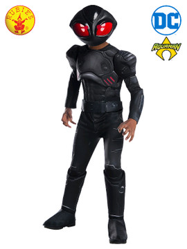 Black Manta Child Costume